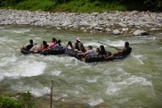 Another grouping rafting as we did.
